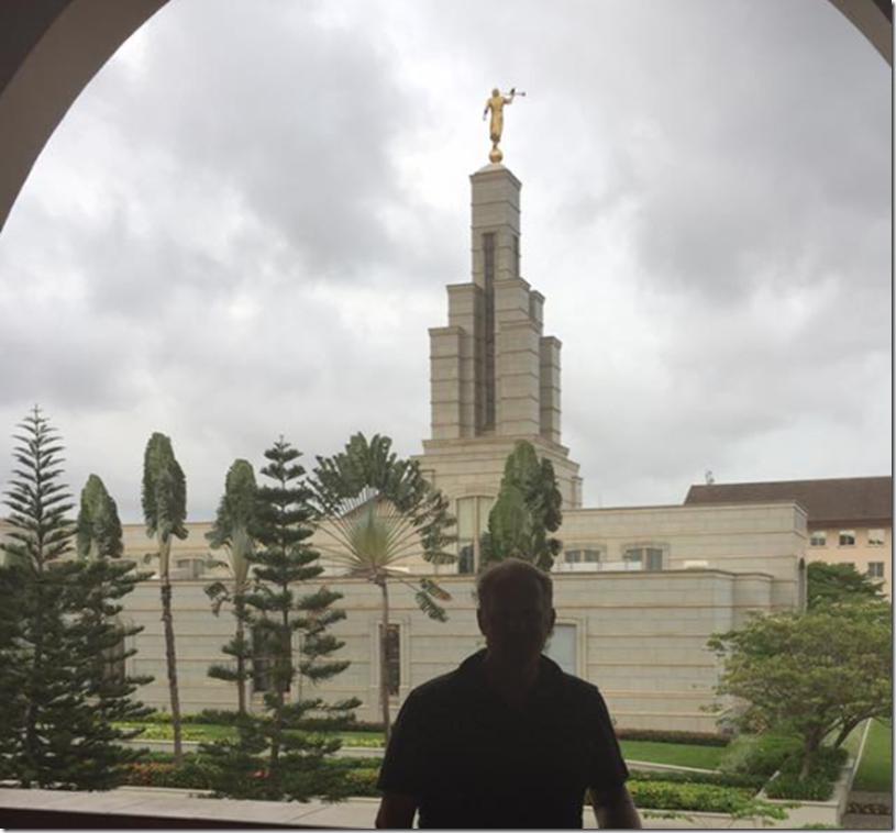 Ghana LDS Temple
