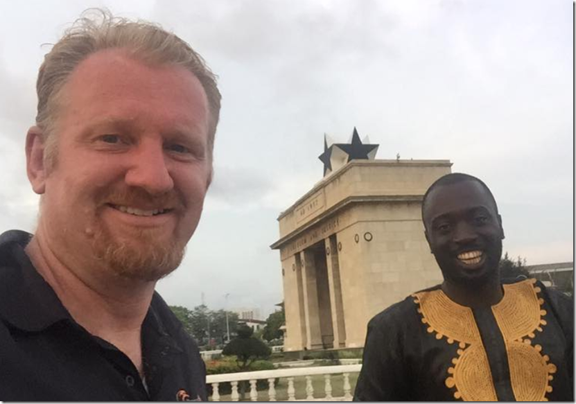 Accra Ghana National Monument