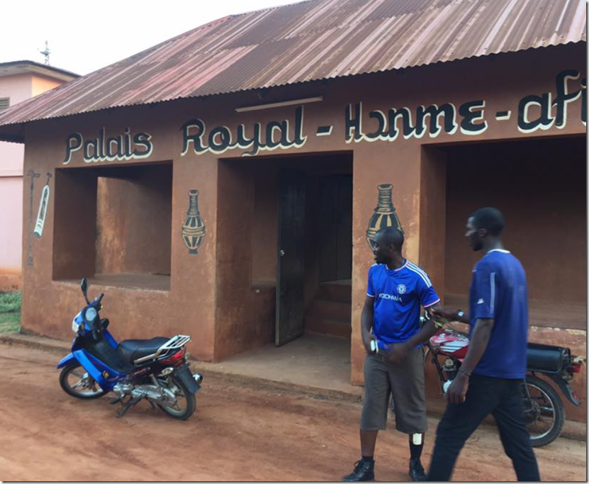 royal palace togo