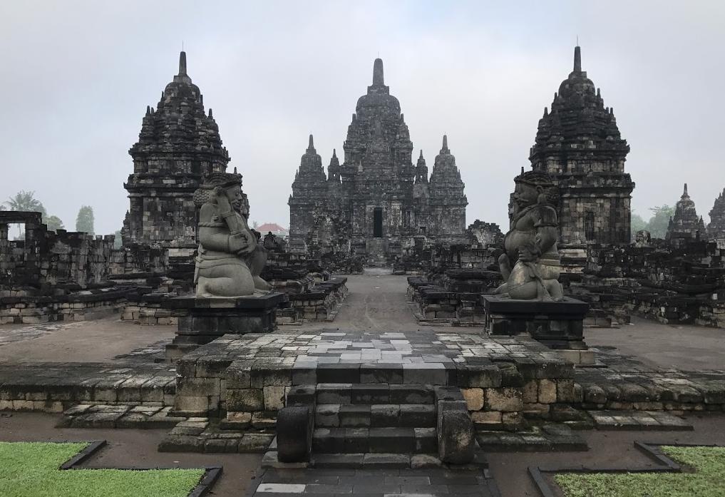 Prambanan Indonesian Historical Javanese Temples