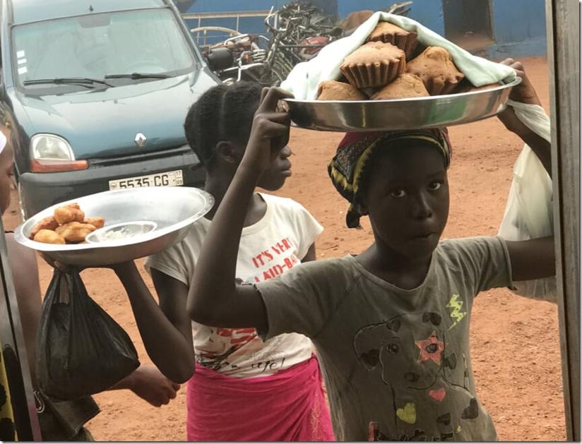 African Snacks