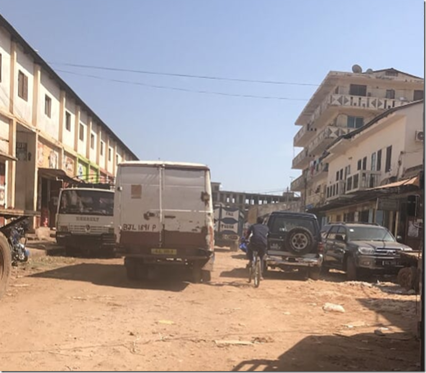 Streets of Banjul, The Gambia