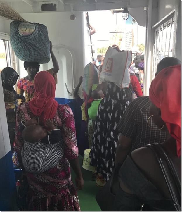 Ferry women