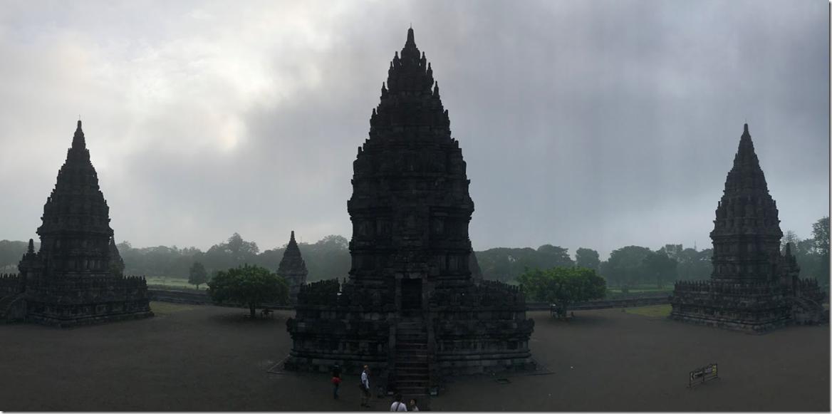 Hindu Temple of prambanan Yogyakarta