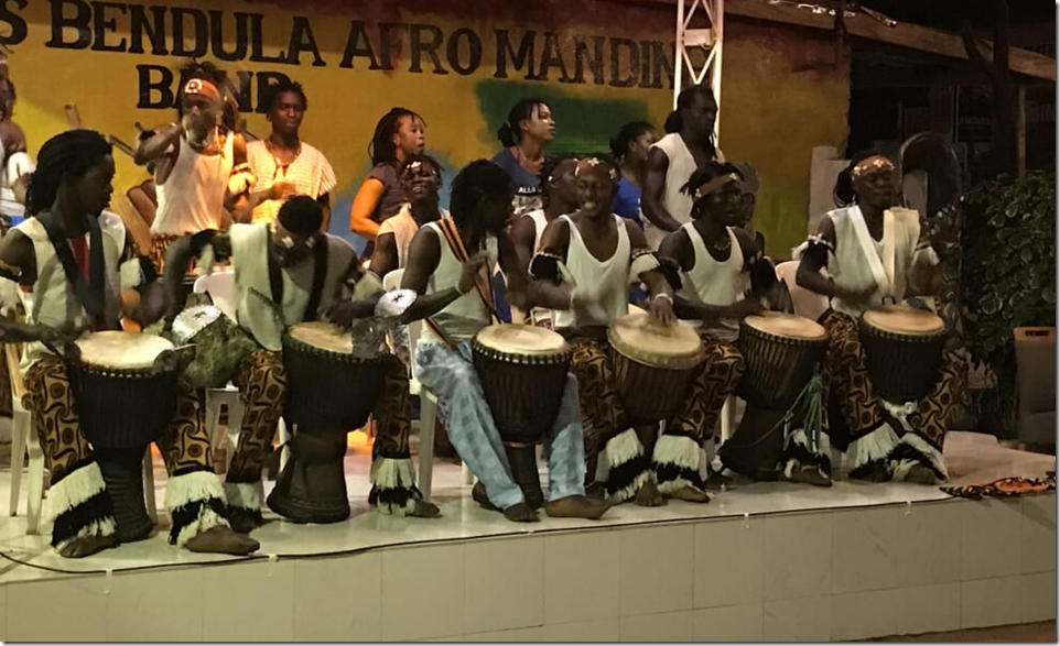 Drumming in Senegambia, The Gambia