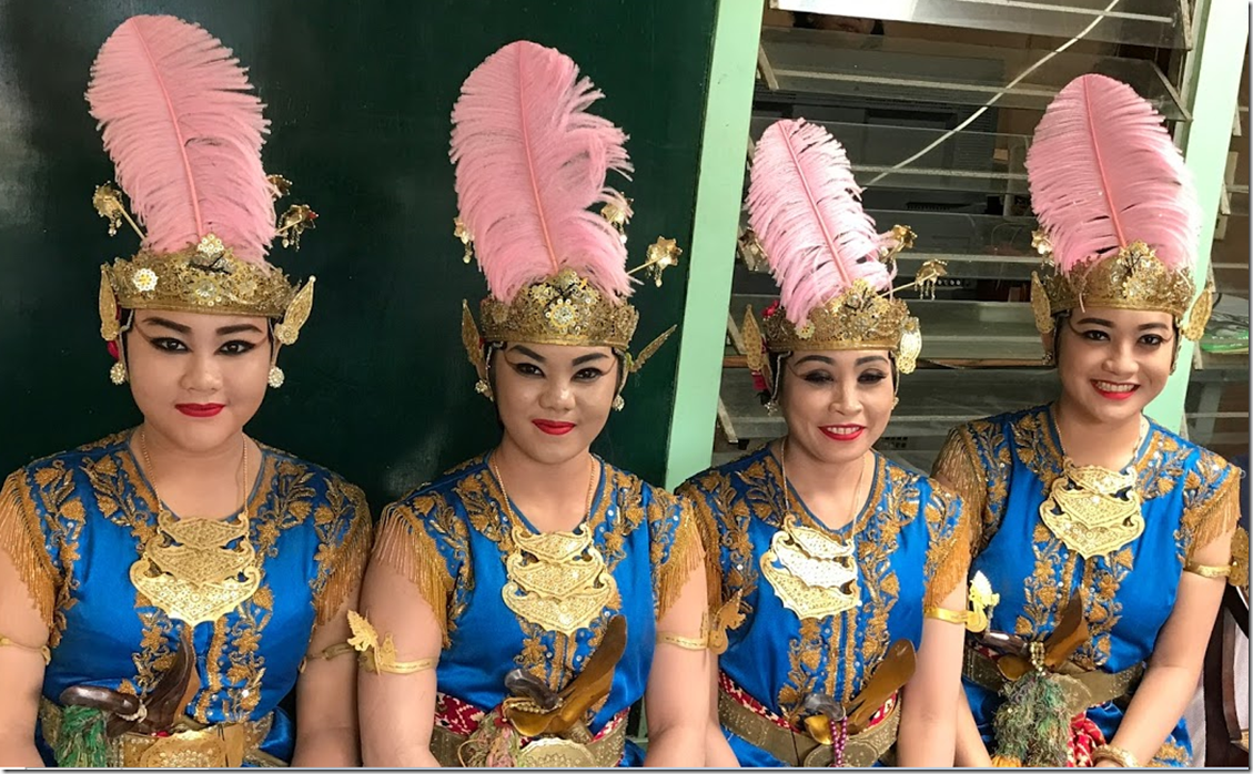 Cultural costumes of Indonesia